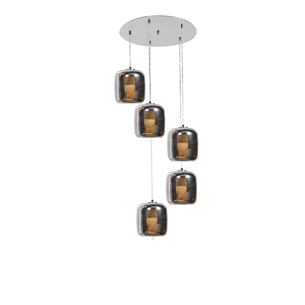 Access Lighting 5-Light Pendant