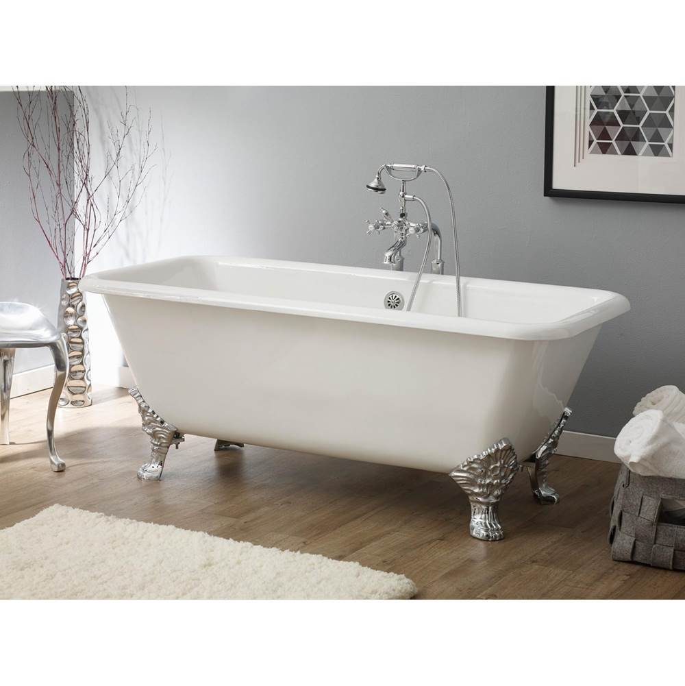 Cheviot Products Canada SPENCER Cast Iron Bathtub