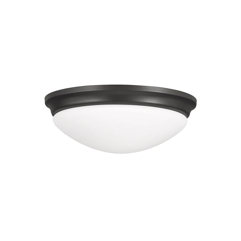 Generation Lighting Two Light Flush Mount