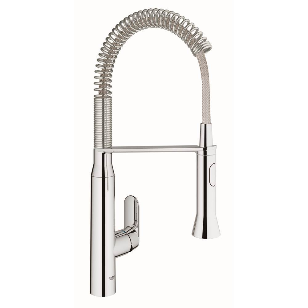 Grohe Canada Kitchen Faucets Kitchen Faucets Chromes Save More Plumbing And Lighting Surrey Vancouver British Columbia Canada