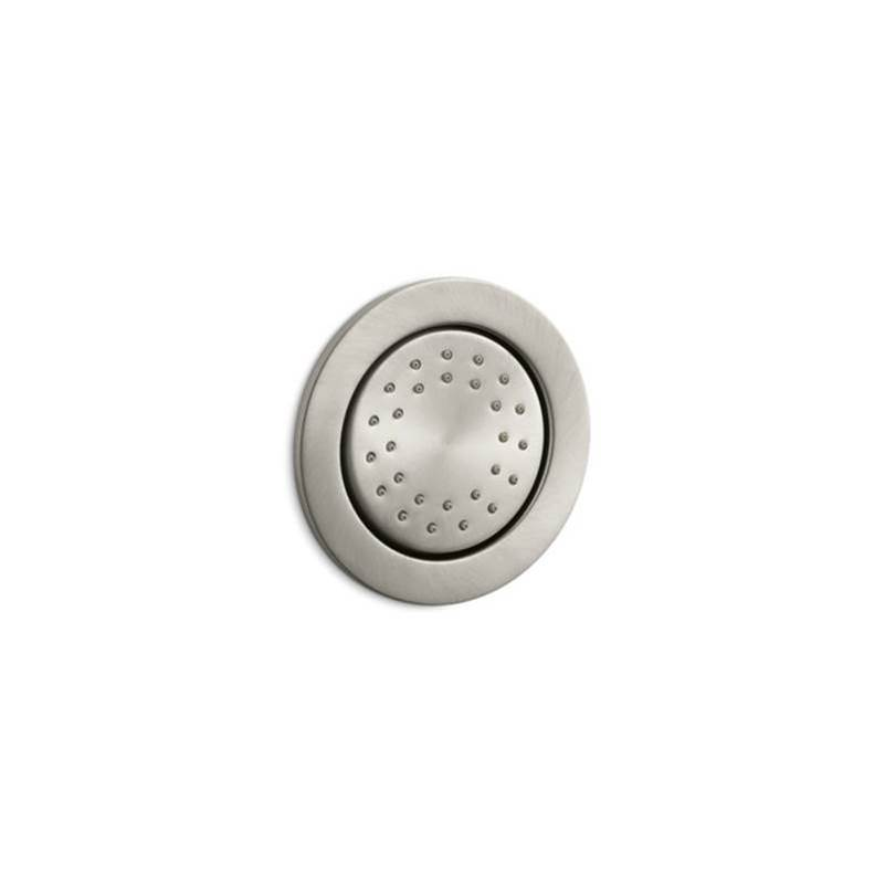 Kohler WaterTile® Round round 27-nozzle body spray 2.0 gpm with stimulating spray and Katalyst(R) air-induction technology