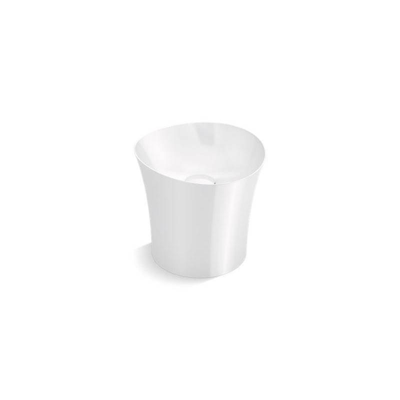 KOHLER 20702-0 Veil Bathroom Sink White