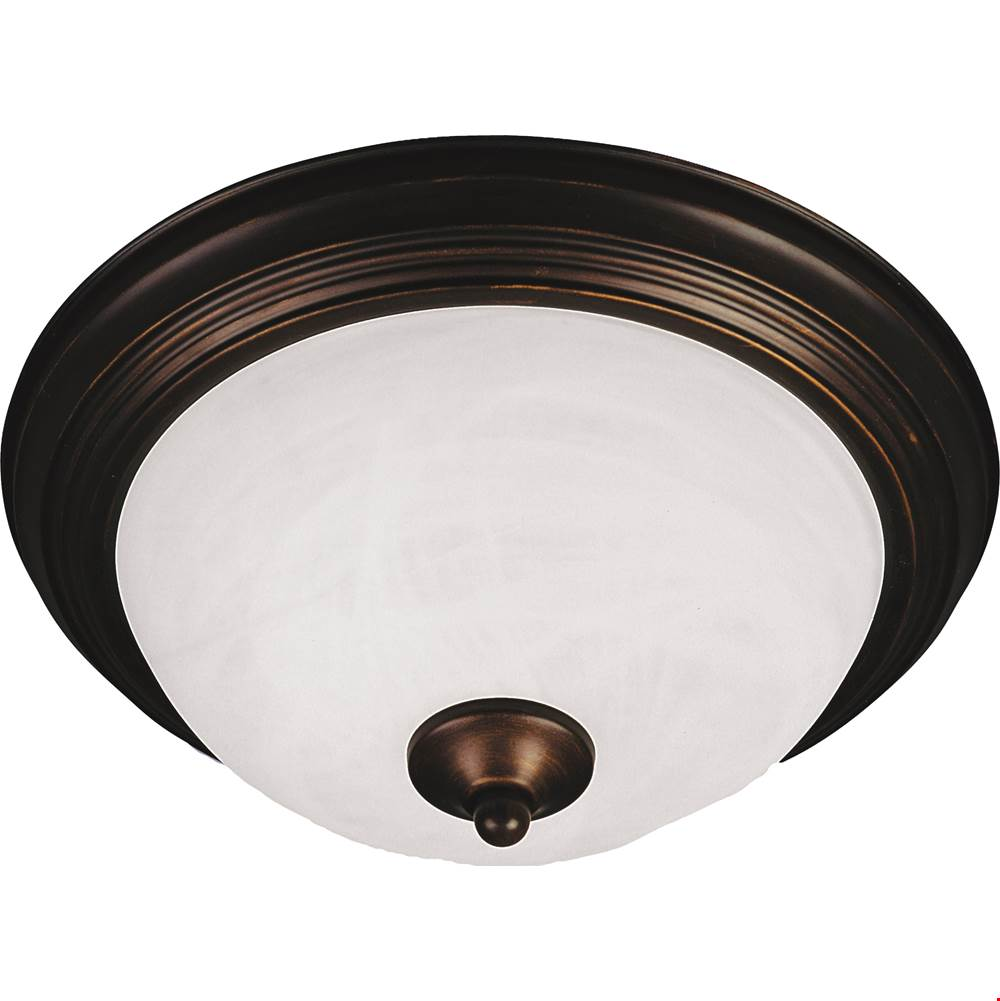 Maxim Lighting Essentials 2-Light Flush Mount